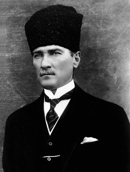 Ulu Önder Mustafa Kemal Atatürk Kimdir?