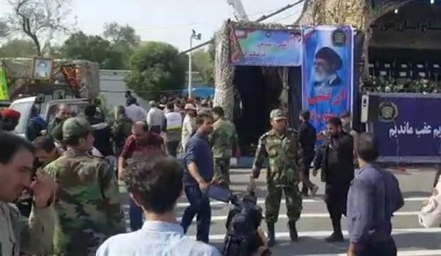 İran'da terör saldırısı! Üstlendiler