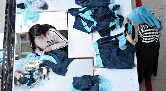 Van'da Tekstilkent ile 15 bin kişi istihdam edilecek
