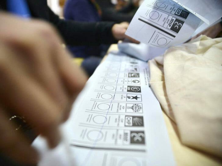 Son yerel seçim anketi: Büyük düşüş var!