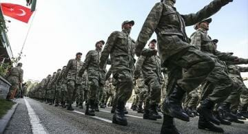 Askerler 600 lira maaş alacak!