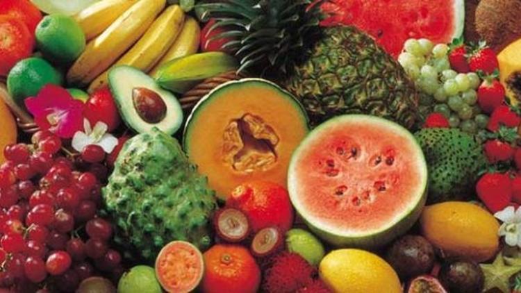 Ruslara en çok meyve ve sebze sattık