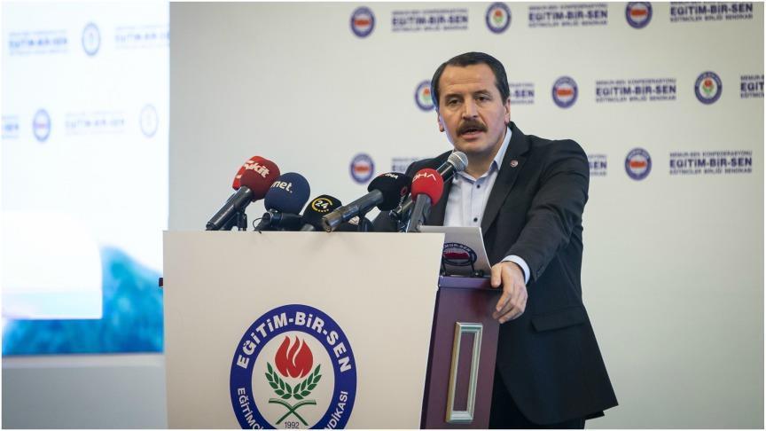 Memur-Sen Başkanı Yalçın: Sözleşmeli personellik kaldırılmalı