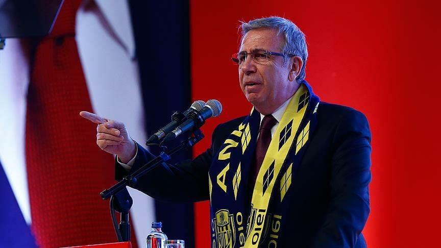 Mansur Yavaş'tan Ankaralı emekçilere söz