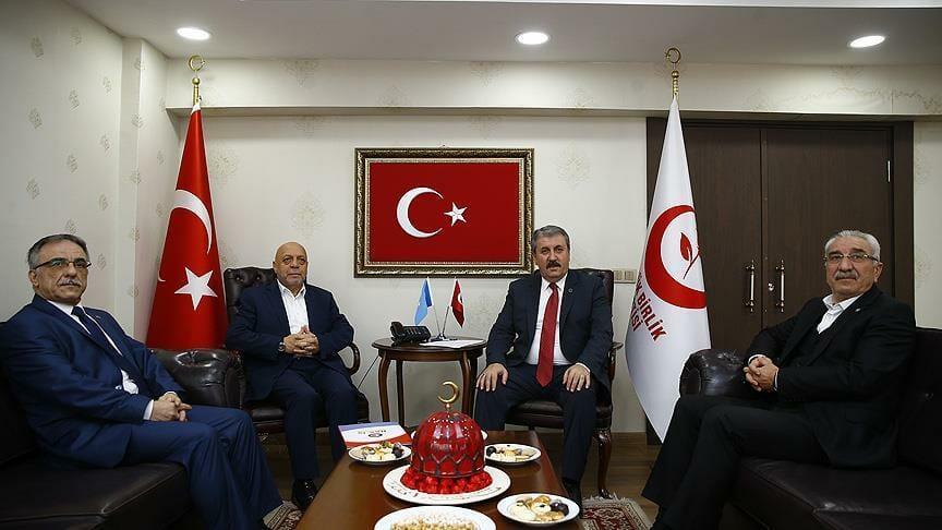 """Hak-İş Başkanı Mahmut Arslan: """"Taşeronların mağduriyetleri giderilmeli"""""""