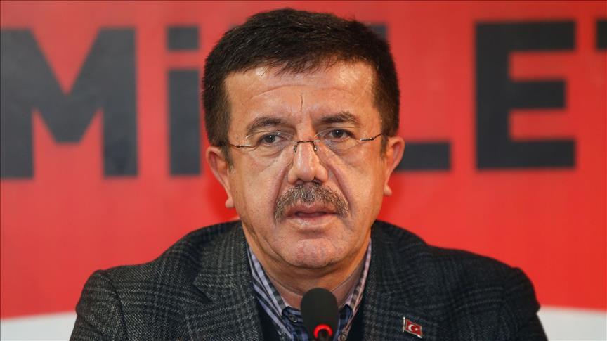 """Ak Parti adayı Zeybekci: """"İzmir bizden hizmet bekliyor"""""""