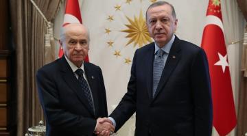 Cumhur İttifakı sadece 'Türk Bayrakları' kullanacak