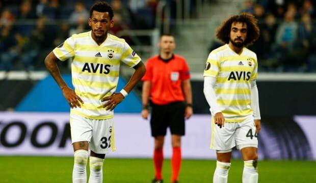 Fenerbahçe'nin yüzü gülmüyor: Şok elenme!
