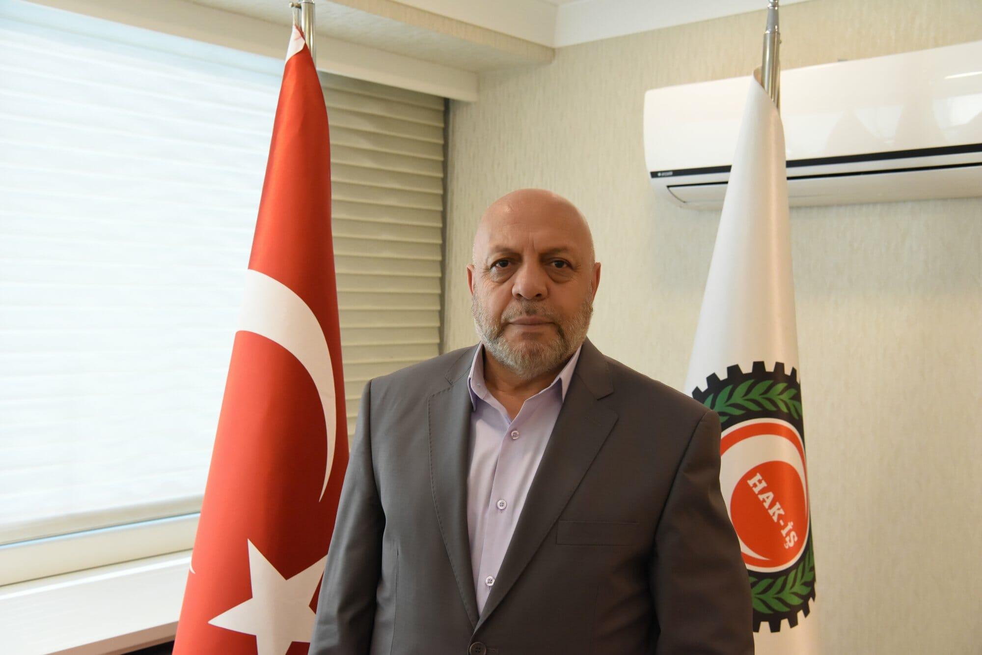 """Mahmut Arslan: """"Kriz isteyenler IMF iddiasını ortaya atıyor"""""""