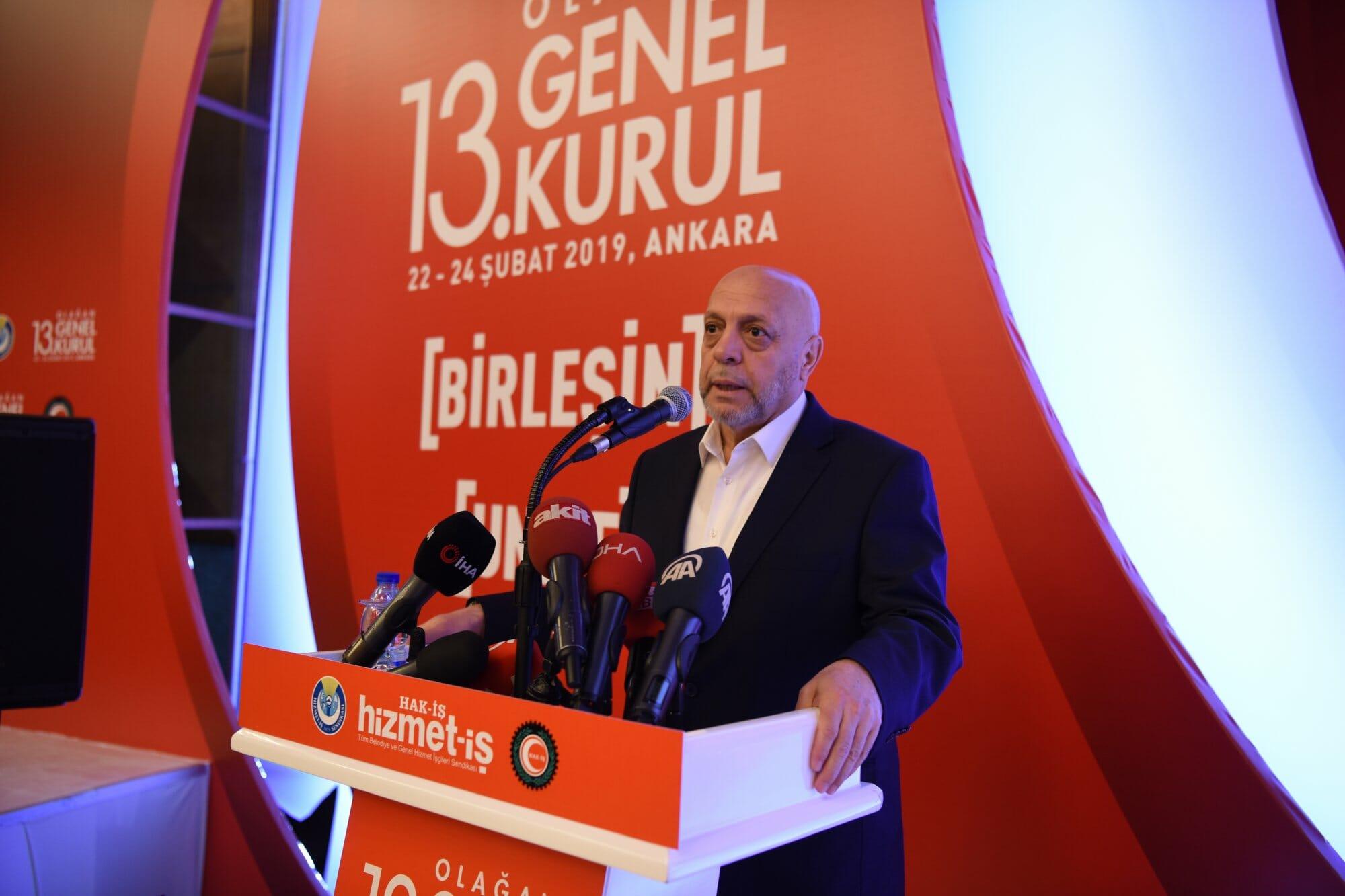 """Mahmut Arslan: """"EYT IMF politikalarının bir sonucudur"""""""