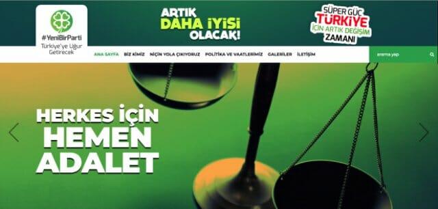 'Yeni bir parti' Abdullah Gül'ün partisi mi?