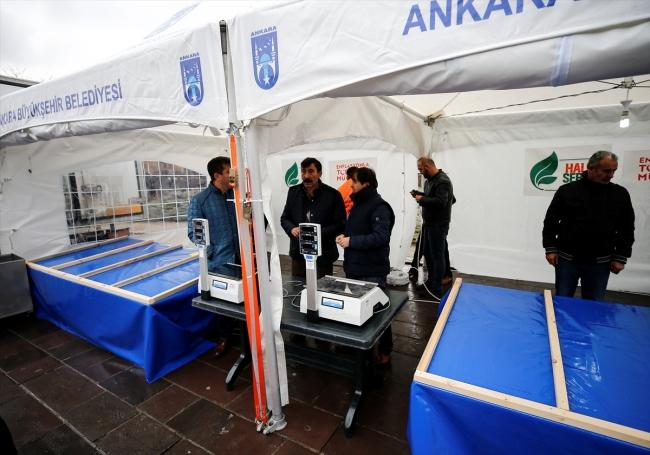 Ankara'nın 15 noktasında ucuza sebze ve meyve satılacak