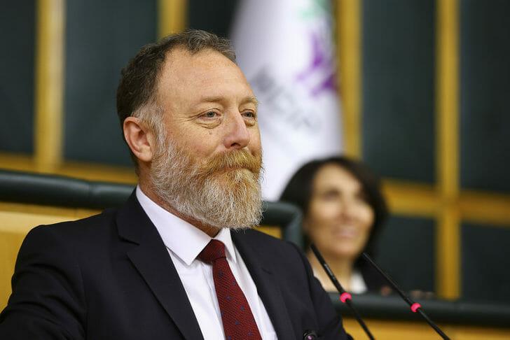 Seçilirse HDP oyları ile seçilecek