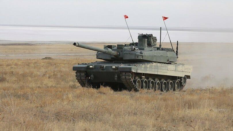 Altay tankının büyük başarısı! 100 tane alacaklar