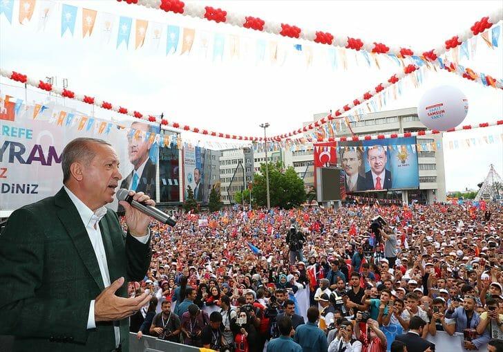 Cumhurbaşkanı Erdoğan'dan yeni 'anket' açıklaması