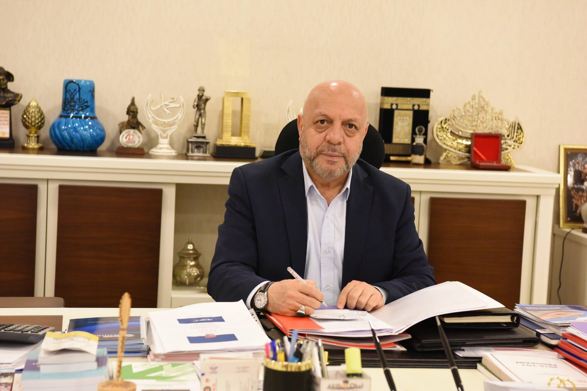 """Hak-İş Başkanı Arslan: """"Sandığa gidelim, oyunu bozalım"""""""