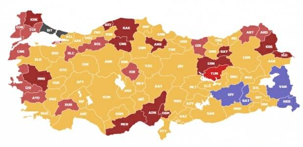 Ankara'da seçimi kim kazanıyor? 31 Mart Ankara yerel seçim sonuçları