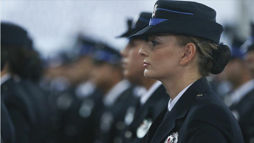 2 bin 500 kadın polis alınacak!