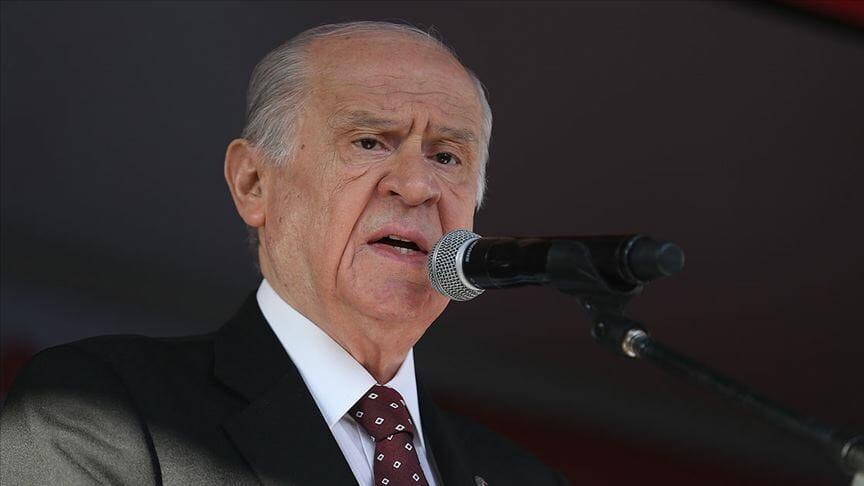 MHP lideri Bahçeli'den Yeni Zelanda açıklaması