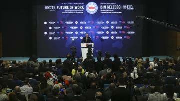 Cumhurbaşkanı Sendikal Baskı Yapanlara Sert Çıktı