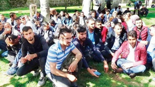 HDPli belediye işçileri kovdu