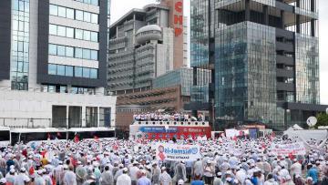 CHP'den 'Emek ve Adalet Yürüyüşü' açıklaması