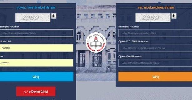e-Okul VBS girişi | LGS tercih sonucu öğrenme sayfası