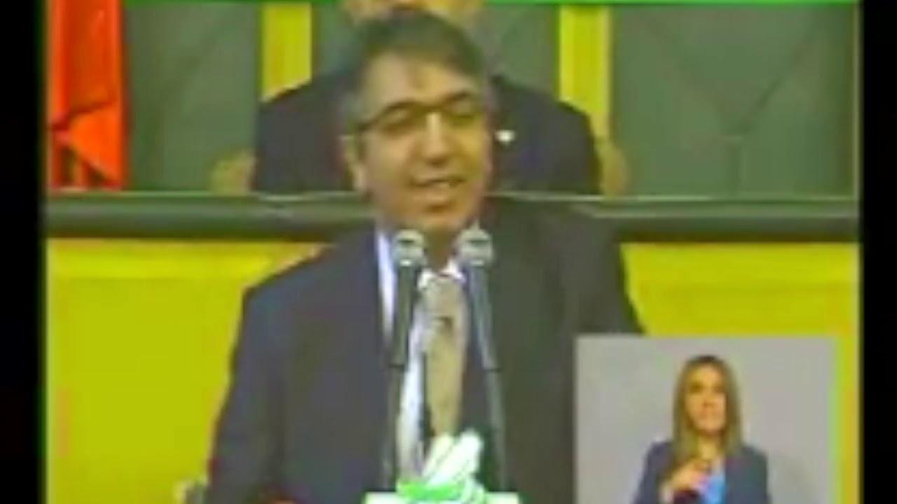Erkan Mumcu'nun 2007 Yılındaki Konuşmasında FETÖ Tespiti!