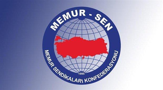 """Memur-Sen: """"400 TL seyyanen zam istiyoruz"""""""