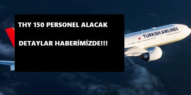 Türk Hava Yolları en az lise mezunu personel alacak