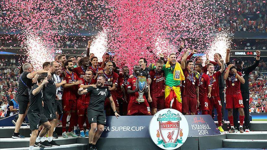 Liverpool Avrupa'nın en büyüğü