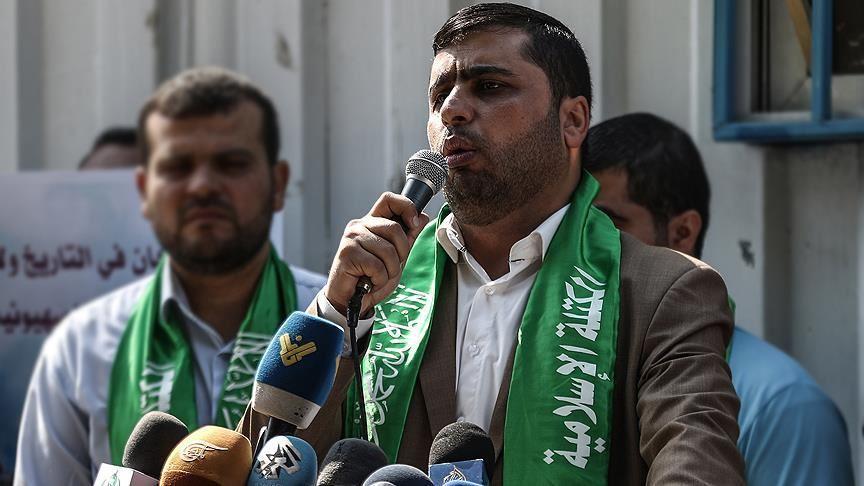 Hamas eylemlerin nedenini açıkladı