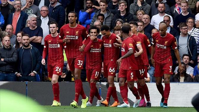 Liverpool'dan harika başlangıç