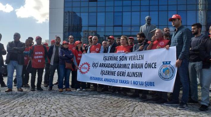 Sendika farklı, CHP'nin işçi kıyımları zulmü aynı
