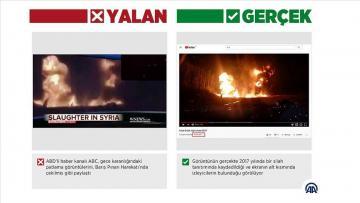 ABD, YPG'nin iftirasına çanak tuttuğu için pişman