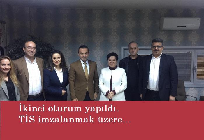 Ankara'da TİS anlaşması çok yakın