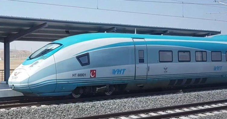 Ankara-Sivas hızlı tren açılış tarihi belli oldu