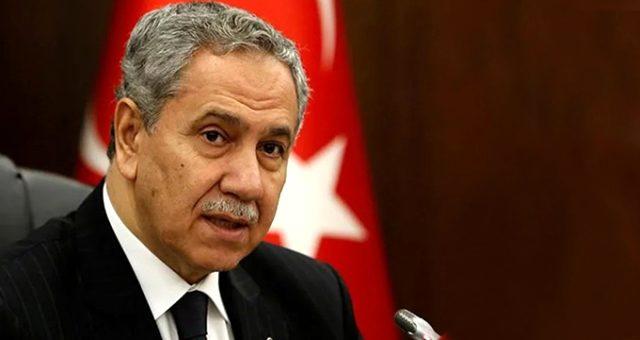 """MHP'den Bülent Arınç'a tepki: """"Bir facia varsa…"""""""