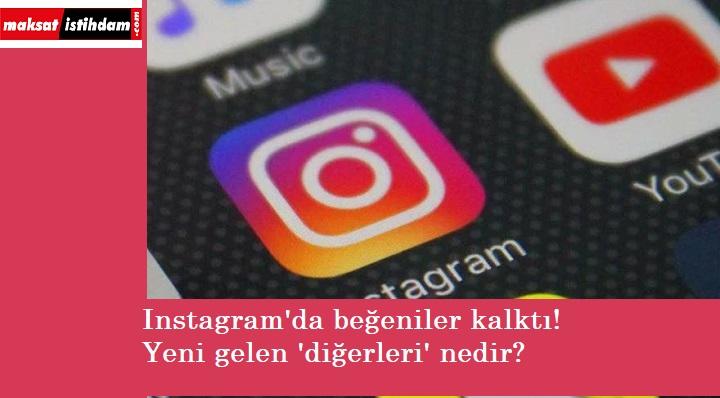 Ve Instagram'da bir dönem bitti! Diğerleri nedir?
