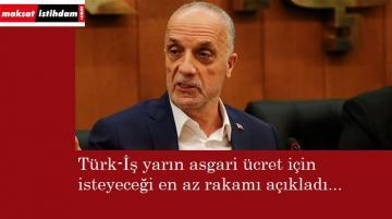 """Ergün Atalay: """"Bu parayı işverenlere verelim, 2-3 ay yaşasınlar"""""""