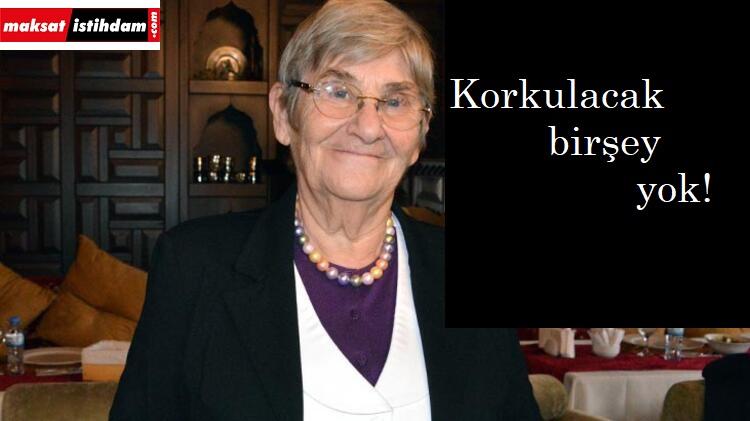 Canan Karatay'dan Korona açıklaması