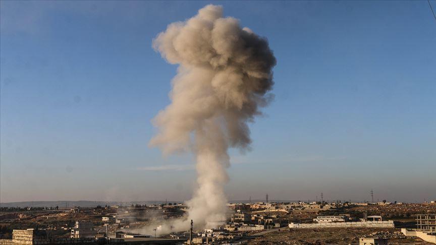 Esed Rejimi saldırdı; 17 sivil öldü