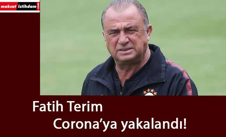 Fatih Terim'in Corona testi pozitif çıktı