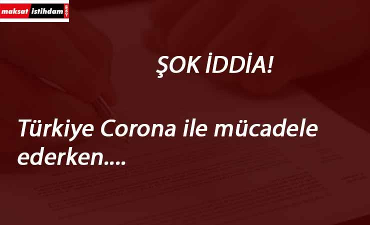 Şok iddia! İşçilere zoraki Corona sözleşmesi