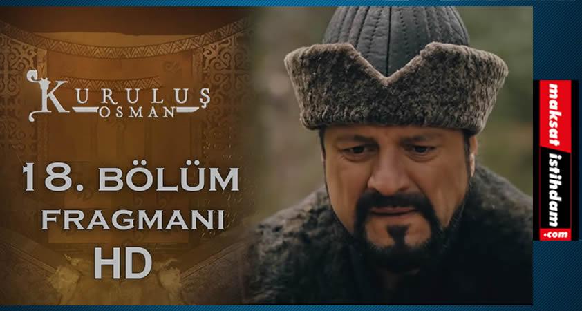 Kuruluş Osman 18. Bölüm Fragmanı