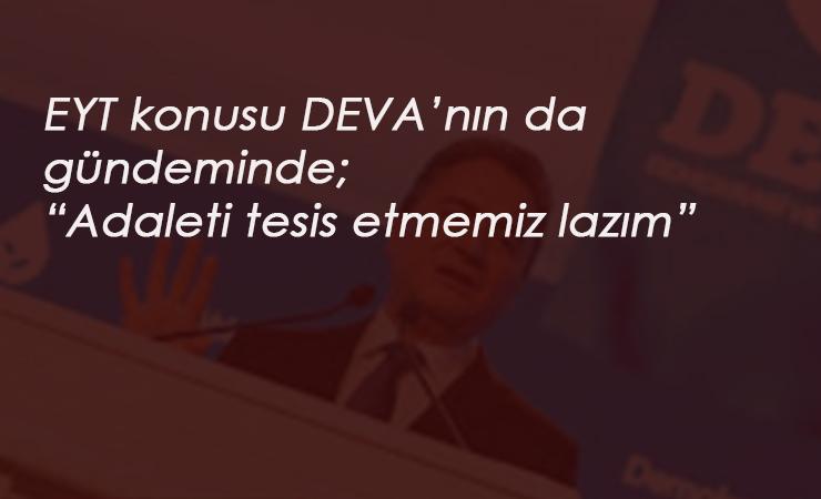 """Yeni partiler de EYT oyları peşinde: """"Çözen kazanır"""""""
