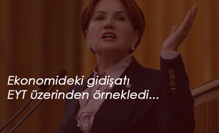 """Mecliste EYT açıklaması: """"Halleri ortada"""""""