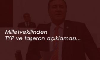 """Mecliste TYP ve taşeron konusu: """"Başka gündemlere gerek yok"""""""