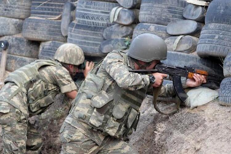 Ermenistan sivilleri hedef alıyor: Çatışmalar sürüyor