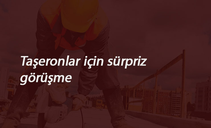 Hak-İş ile Çalışma Bakanlığı görüştü: Gündem taşeronlar ve TİS